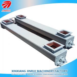 China 3m length U shape auger conveyor conveying soda powder washing powder screw conveyor on sale