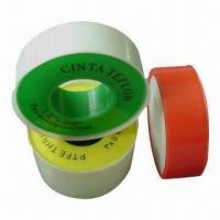 China PTFE thread seal tape, easy to use and owns long using lifespan, various designs are available wholesale