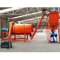 China Dry Mortar production line made by Henan Ling Heng machinery company with capacity 1-60t/h wholesale