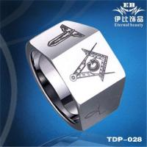Tungsten ring,Mason Ring