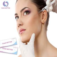 China Cross-Linked Hyaluronic Acid Injectable Dermal Filler with 2ml wholesale