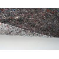 China Dark Grey Protective Floor Carpet Underlay Felt with Needle punched Tech wholesale
