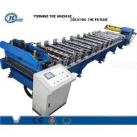 China High Efficiency Trapezoidal Roof Roll Forming Machine Durable Hydraulic Station wholesale