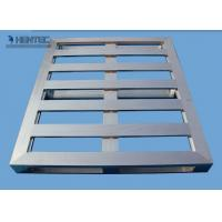 China Anodize / Powder Painted Aluminium Frame System Fully Nestable Pallet wholesale