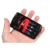 China Black Blackberry unlock code storm 9520 3G with Wifi and touch screen wholesale