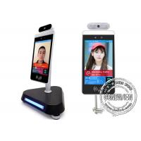 China Reception Desk Android 7.1 8 Thermoscanner Device Kiosk Digital Signage with Wifi on sale