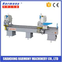 Double Miter Saw for aluminum