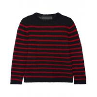 China cashmere sweater striped women sweater wholesale