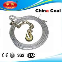 China Galvanized Aircraft Used Cable / steel wire rope wholesale
