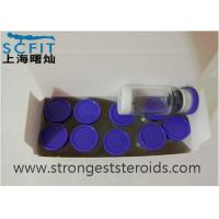 Buy cheap DSIP Delta sleep inducing Human Growth Peptides , Freeze dried Polypeptide Powder from wholesalers