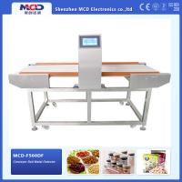 China Professional Industrial Metal Detector for food processing machine on sale