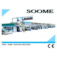 China Electric Corrugated Cardboard Production Line wholesale