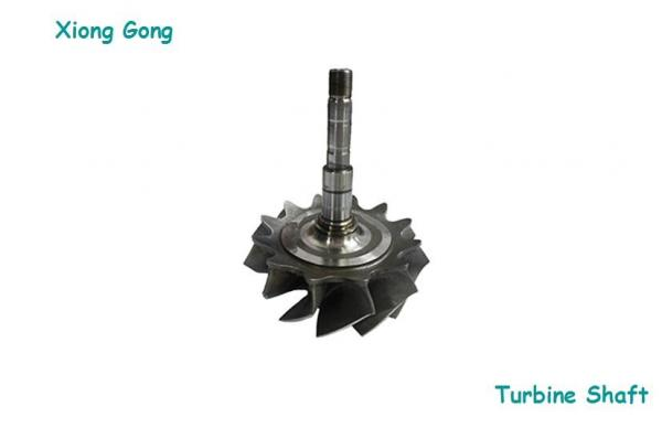 Quality TPS Series Turbine Shaft / ABB Turbocharger Turbo Shaft And Wheels for sale