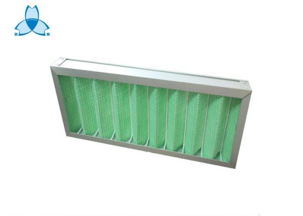 Quality Corrugated - Type Pre HEPA Air Filter for sale