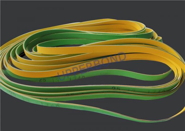 Quality Transmission Drive Belt For MK9 Cig Making Machine High Temperature Tolerance for sale