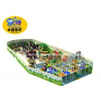 China Security Soft Indoor Playground Equipment Environmental Protection wholesale