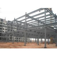 Wind Resistant Light Steel Structure Building For Factory Highly Durability