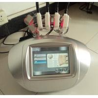 China Portable 650nm lipo laser Home Beauty Machine , Lipo Laser Equipment wholesale