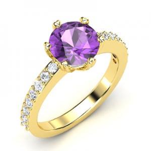 China Engagement Jewelry Anniversary Ring Women