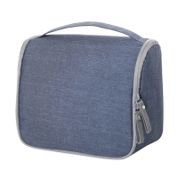China Portable Hanging Oxford Travel Toiletry Bag For Camping wholesale