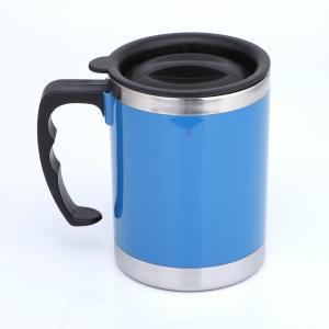 China Double Wall LFGB 400CC Stainless Steel Insulated Mug wholesale