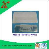 Waterproof Paper Uhf Printable Rfid Labels / Rfid Sticker Tags