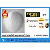 Buy cheap Preservatives Alkaloid Solution Chlorobutanol in White Crystal CAS 57-15-8 from wholesalers