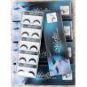 China Full Handmade Strip Synthetic Eyelashes For Cosmetics Company , 5 Pairs wholesale