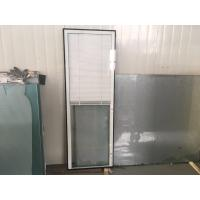 China Aluminium Internal Blinds Glass 25-30 Mm Thickness Dust Proof Energy Saving wholesale