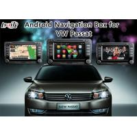 China Android Multimedia Video Interface for VW Passat Upgrade Car HD Touch with GPS Navigation on sale