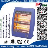 Halogen Electric Heater(Portable Style) DES-901 yellow withe blue pink room heater 400W/800W quartz/halogen heater
