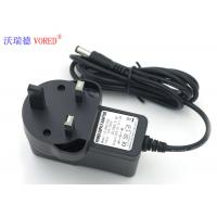China UK Standard Universal Ac Dc Power Adapter, 1 Ampere Wall Adapter Power Supply on sale
