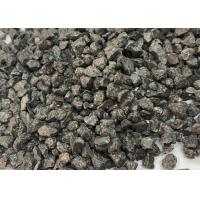 China First Grade Brown Fused Alumina Powder Castable Refractory Material Gray Color on sale