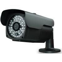 China Network Bullet CMOS CCTV Camera , 0.5LUX Backlight Compensation Camera wholesale
