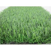 China Natural Outdoor Artificial Grass 11000Dtex Durability , Soft Fibers wholesale