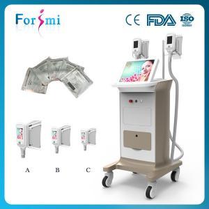 China Cryolipolysis vacuum machine love handles removal freeze liposuction machine for sale wholesale