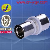 China press fittings for pex-al-pex pipe reducing coupler fittings wholesale