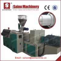 China pvc pipe production line water supply or drain water in zhangjiagang wholesale