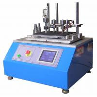 China Silkscreen Print Abrasion Testing Machine Anti Abrasion Test 80 gf - 1000 gf wholesale