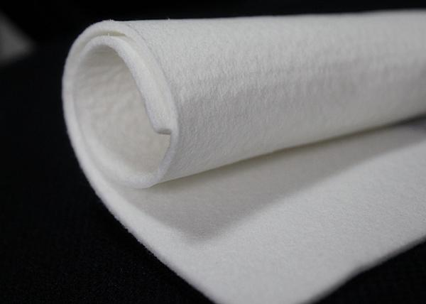 Quality Polyester / Polypropylene dust Needle Felt Filter cloth for filter press for sale