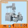 China Automatic Cream Vacuum Emulsifying MachineZRJ-50L Hydraulic Lifting System wholesale