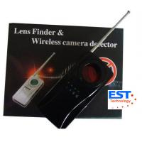 China Vibrating Alarm Wireless Bug Camera Detector , IR Ray Specially Filtrated Len on sale