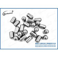 China YG8 Tungsten Carbide Button Bits / Rock Drilling Tool / Rock Drill Bits on sale
