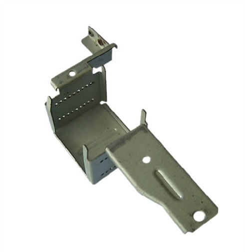 Quality Stamped metal parts made of material SECC , stamped by in - house stamping tool for sale