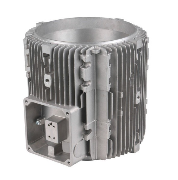 Quality sand casting motor housing manufacture China for sale