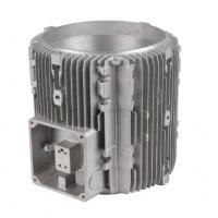 China sand casting motor housing manufacture China wholesale