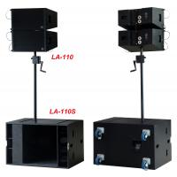 "Buy cheap Line Array Sound System , 2x1""+10"" 400W Line Array Speaker For Living Event , DJ from wholesalers"