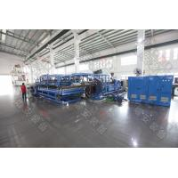 Buy cheap High Quality Flat T-Die Extrusion PP PE EVA Spundbond Nonwoven Polyester Fabric from wholesalers