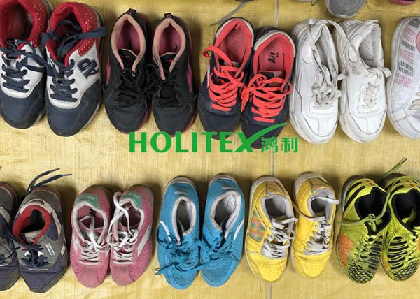 Quality Clean Used Women'S Shoes Fashionable Second Hand Used Shoes For West Africa for sale