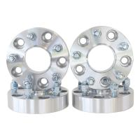"""1.5"""" inch 5x5 Jeep Hubcentric Wheel Spacers 